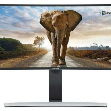 SE790C Monitor Crni