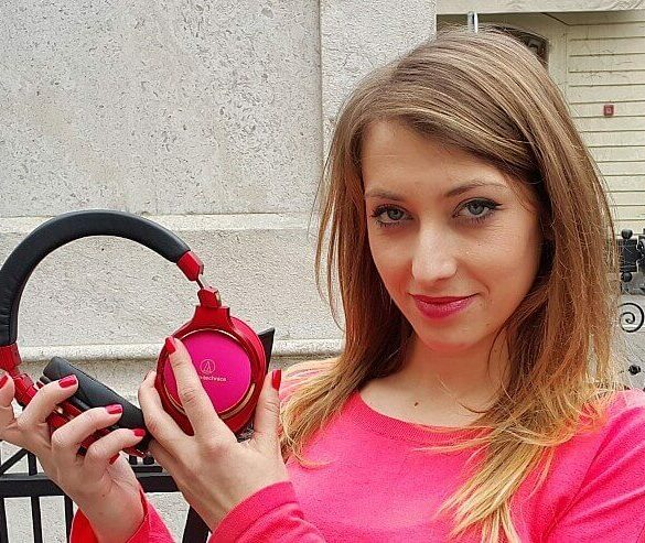 Audio Technica ATH MSR7LTD 2