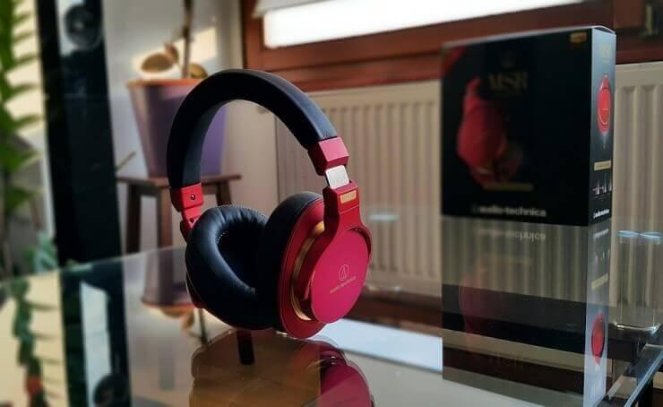 Audio Technica ATH-MSR7LTD 4