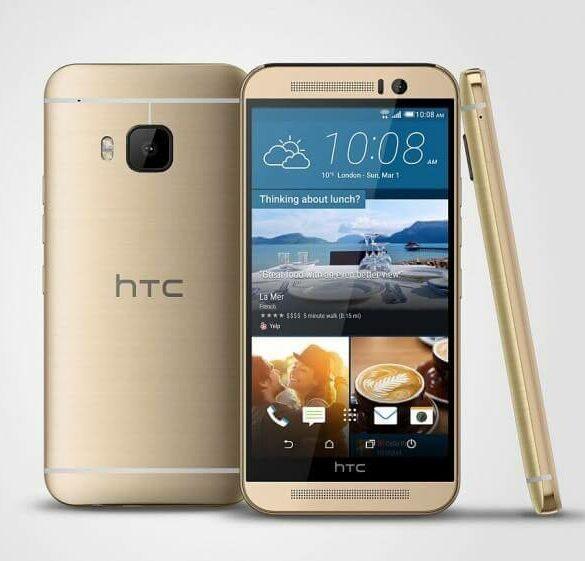 HTC One M9 Gold 3V