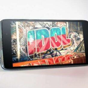 IDOL 3 PressPack Screen