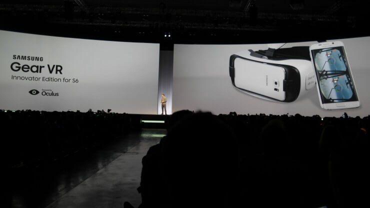 S6 Unpacked VR