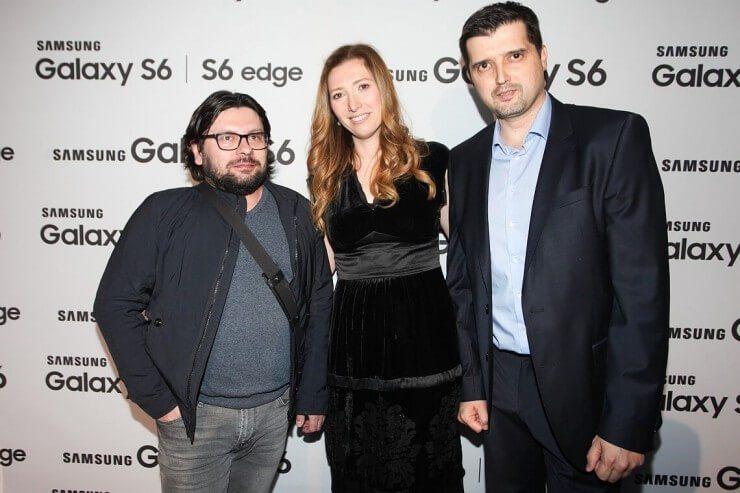 Samsung Galaxy S6 HR premijera