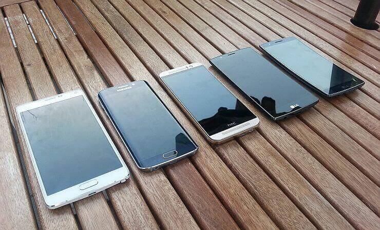 supertest LG G4 LG G Flex2 HTC One M9 Samsung S6 edge Samsung Note 4 1