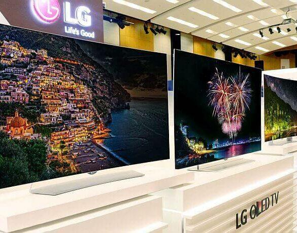 LG OLED TV Lineup IFA