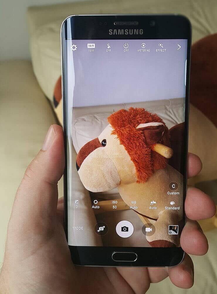 Samsung Galaxy S6 edge plus recenzija 3