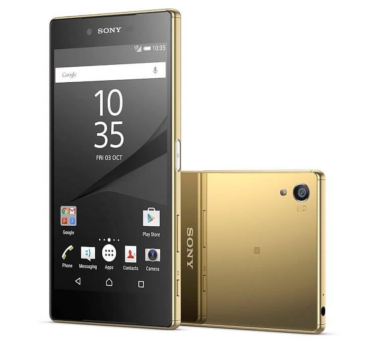Sony Xperia Z5 Premium 3