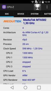 LG Magna benchmark 1