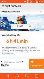 LG Magna benchmark 12