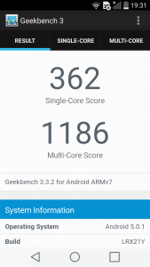 LG Magna benchmark 4
