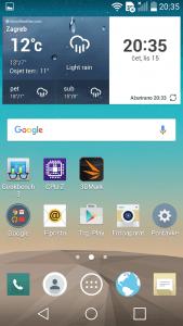 LG Magna softver 10