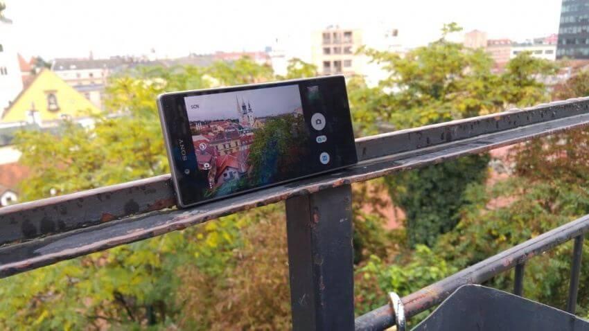 Sony Xperia Z5 recenzija 1