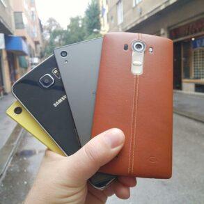 Test kamera na LG G4 Sony Z5 i Samsung S6 mobitelima 2