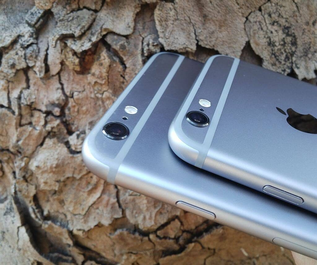 Apple iPhone 6s i 6s plus 9