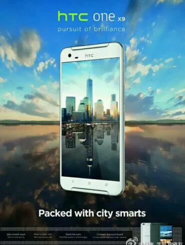 HTC One X9 1