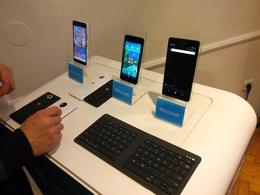Microsoft Lumia 950XL 1