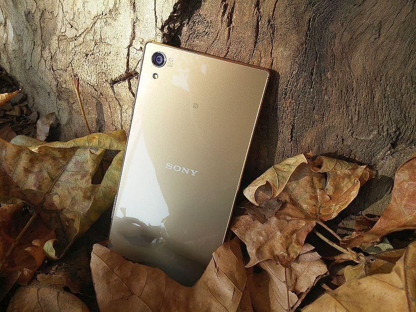 Sony Xperia Z5 zlatna 22