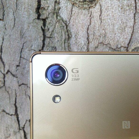 Sony Xperia Z5 zlatna 7