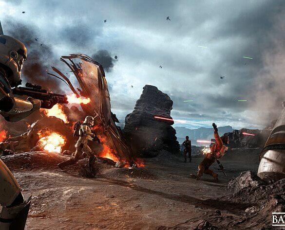 Star Wars Battlefront 41