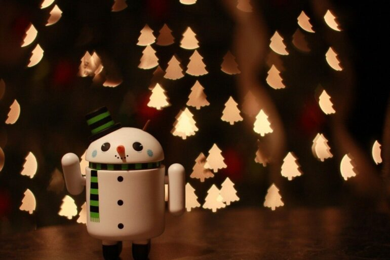 christmas wallpaper for android 4