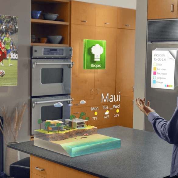hololens msft