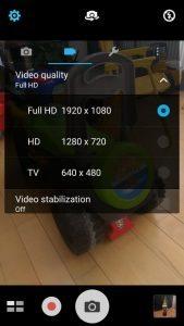 Asus Zenfone Selphie kamera 9