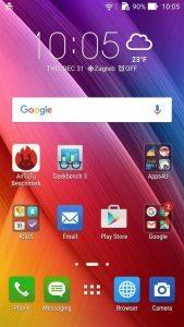 Asus Zenfone Selphie softver 1