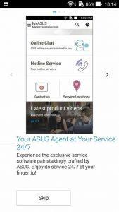 Asus Zenfone Selphie softver 35