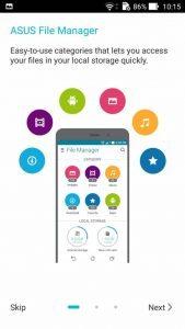 Asus Zenfone Selphie softver 36