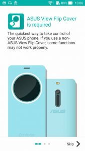 Asus Zenfone Selphie softver 9