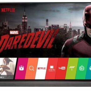 LG Netflix partnerstvo
