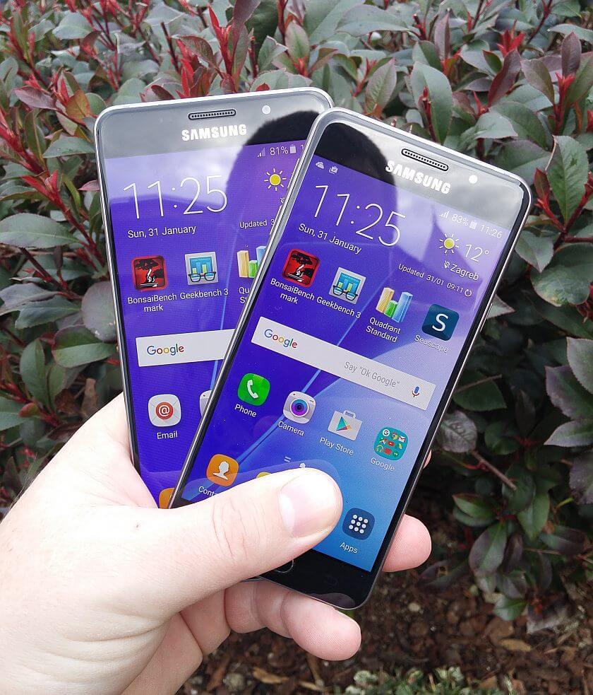 Samsung Galaxy A3 A5 2016 2