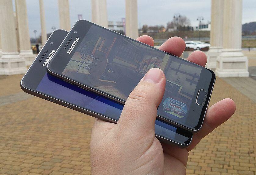 Samsung Galaxy A3 A5 2016 3