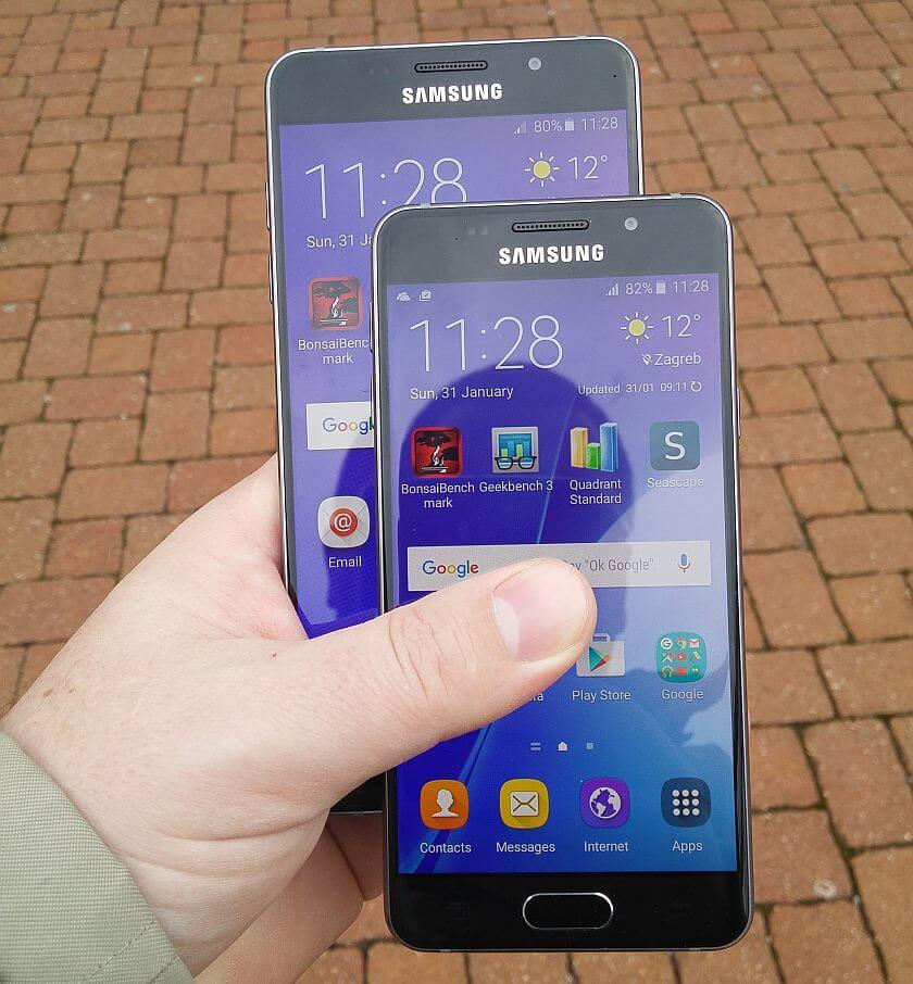 Samsung Galaxy A3 A5 2016 6
