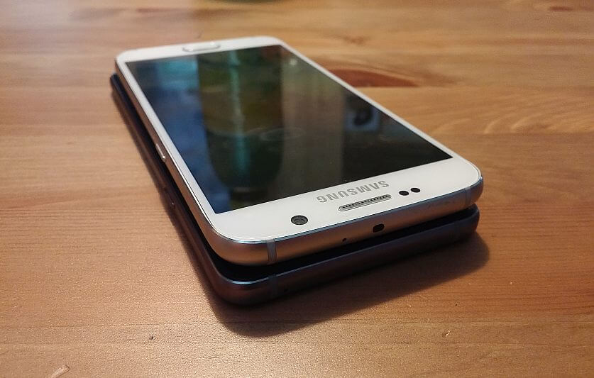 Samsung Galaxy A5 vs S6 2