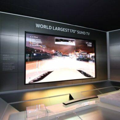 Samsung 170 incni SUHD TV
