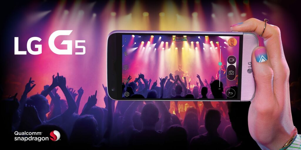 LG G5 sluzbeno 1