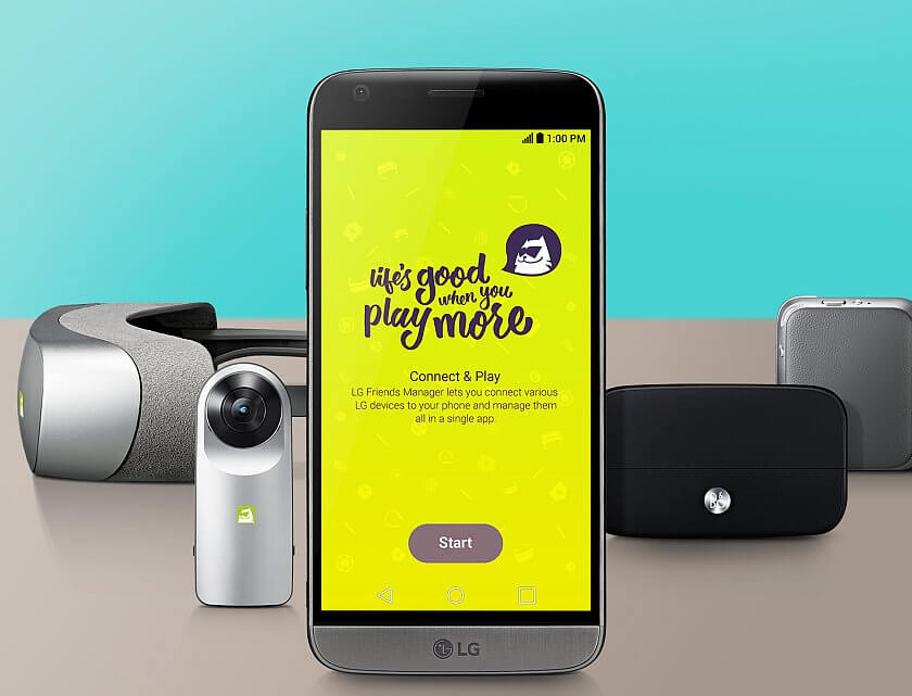 LG G5 sluzbeno 112