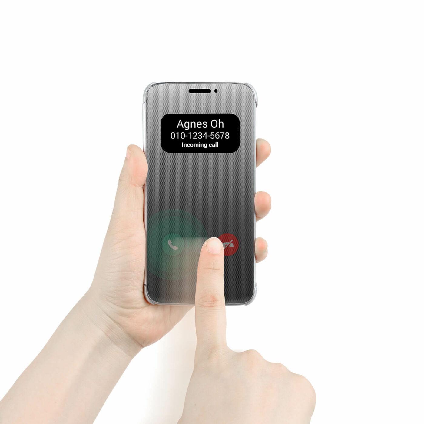 LG Quick Cover Case 3