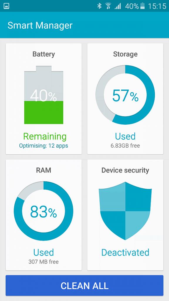 Samsung A5 2016 screenshot 29