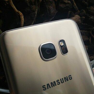 Samsung Galaxy S7 edge 22