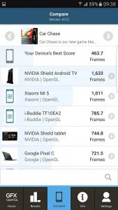 Samsung Galaxy S7 edge benchmark 15