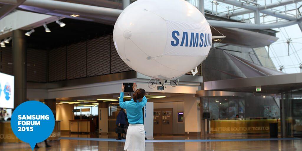 SamsungBLIMP
