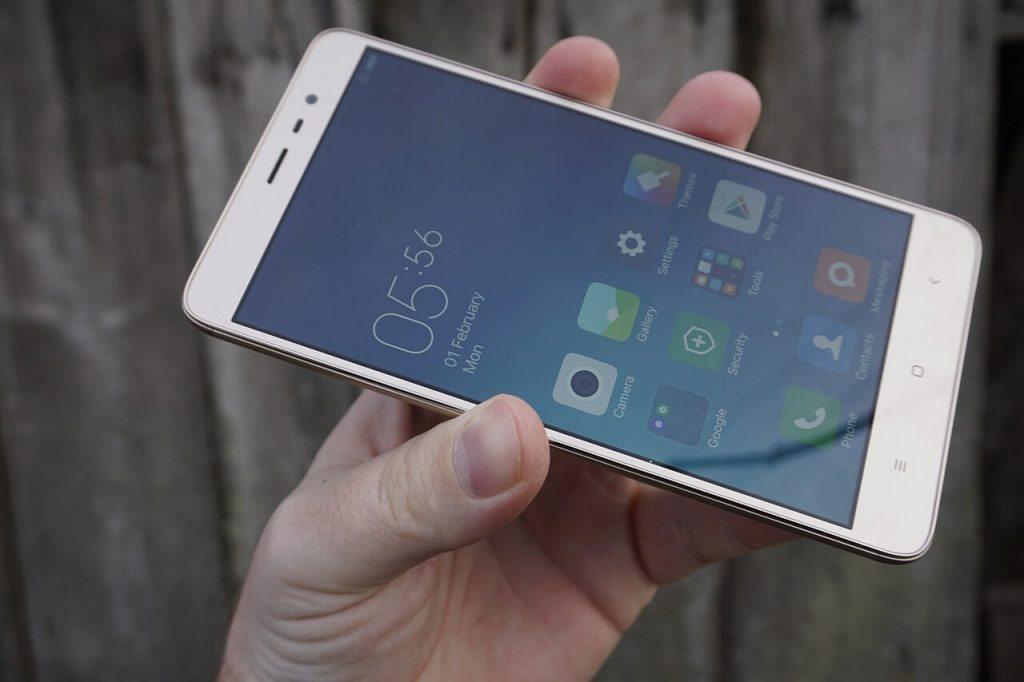 Xiaomi Redmi Note 3 10