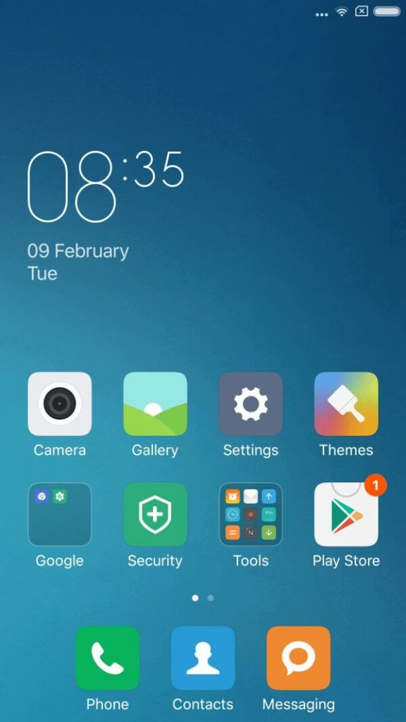 Xiaomi Redmi Note 3 MIUI 7 1