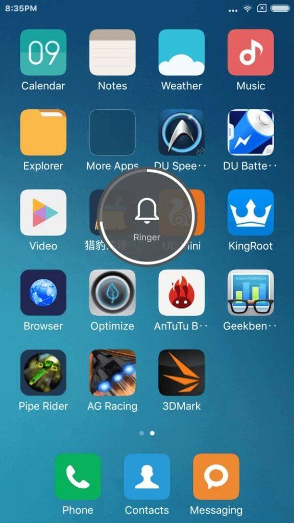 Xiaomi Redmi Note 3 MIUI 7 2