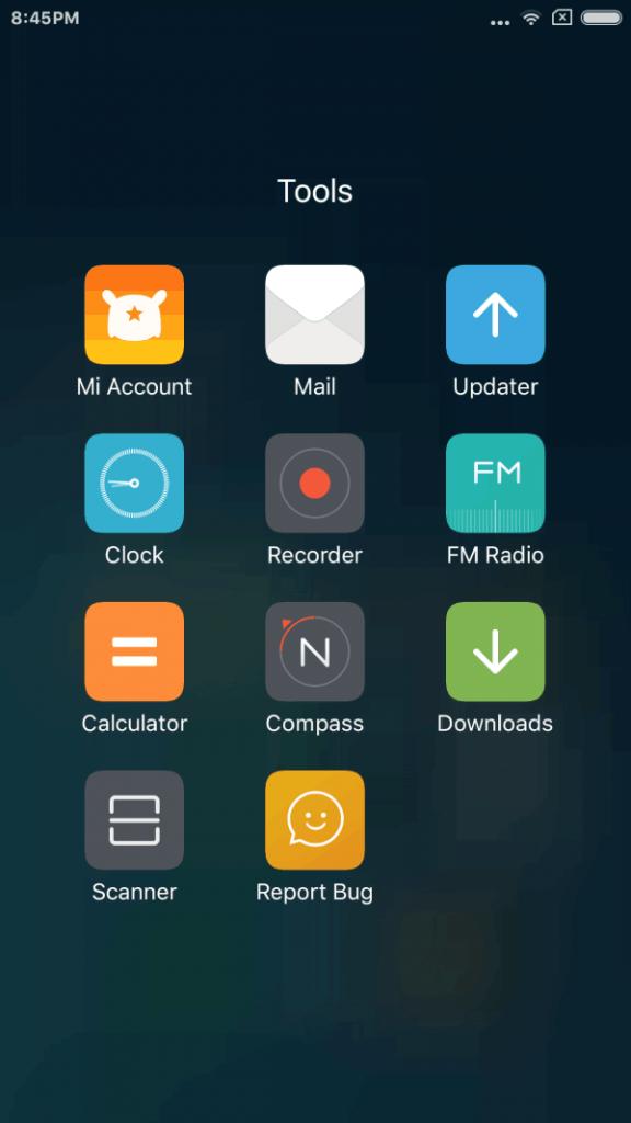 Xiaomi Redmi Note 3 MIUI 7 20