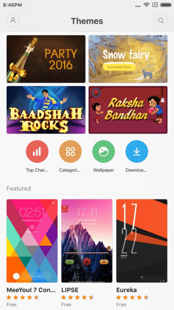 Xiaomi Redmi Note 3 MIUI 7 24