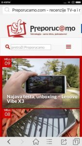 Xiaomi Redmi Note 3 MIUI 7 27