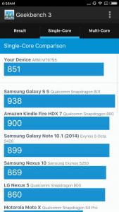 Xiaomi Redmi Note 3 benchmark 9